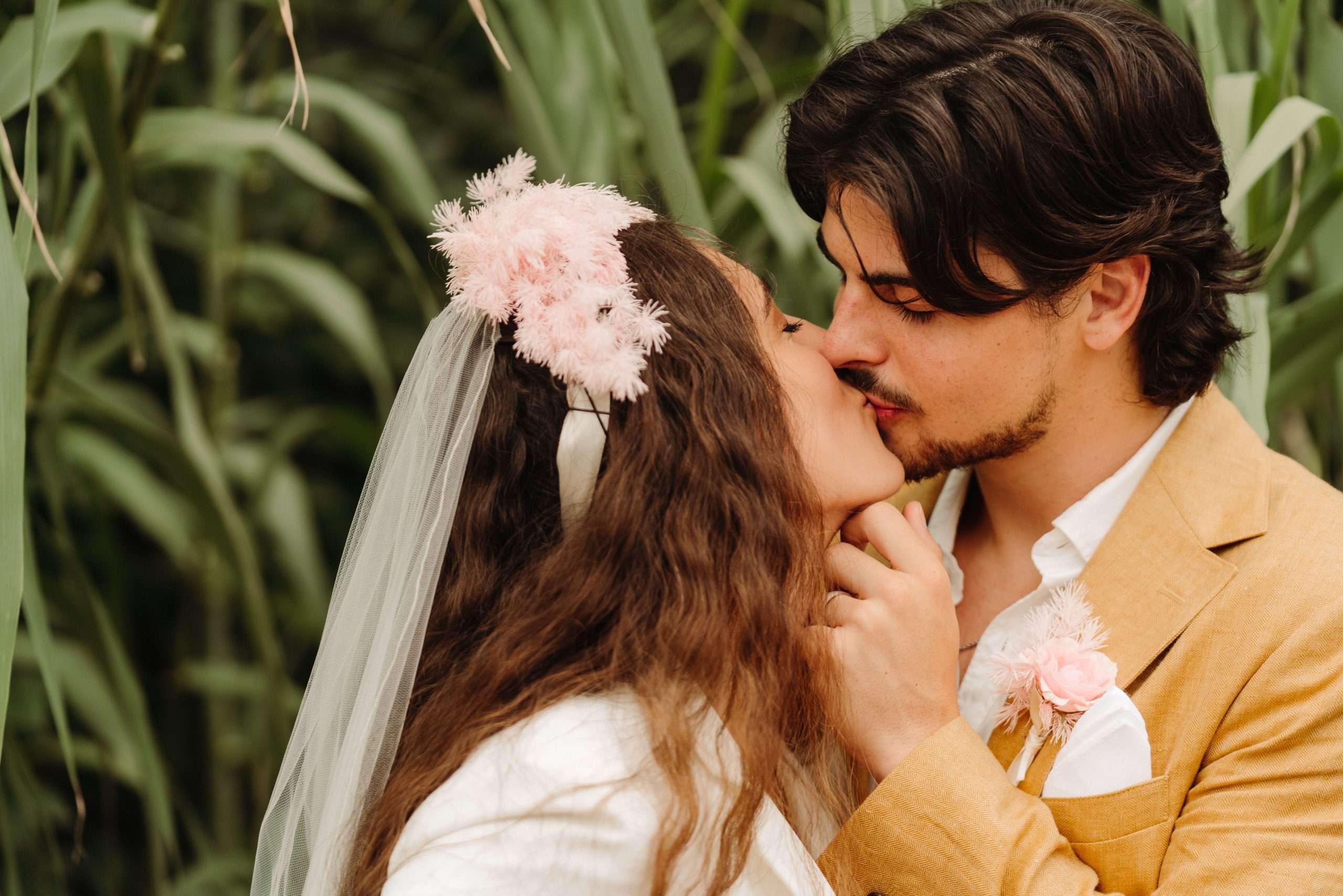 Austin Texas bohemian elopement
